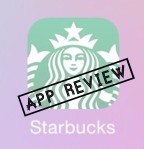 Review of Starbuck' iOS App | Abby's Apps at StairStories.com #31Days