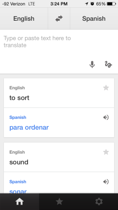 Use Google Translate as a Dictionary, Not a Translator