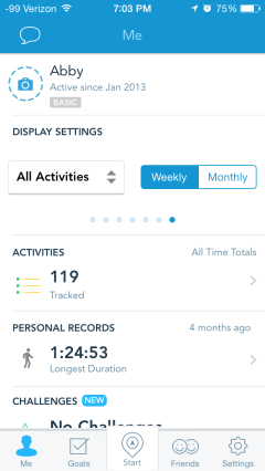 RunKeeper App Review