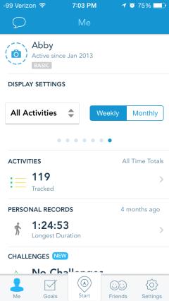 RunKeeper App Review