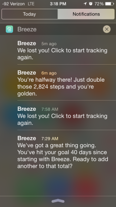 Breeze: an app I wish I liked | StairStories.com
